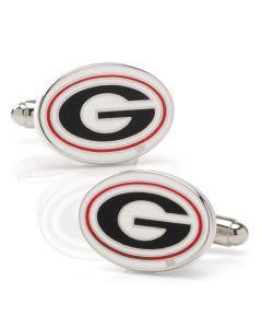 Georgia Bulldogs Cufflinks