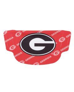 University of Georgia Stripe Face Mask
