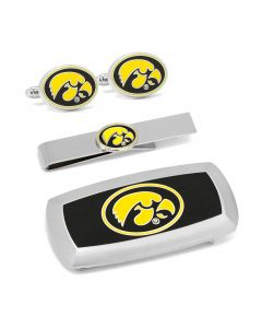 University of Iowa Hawkeyes 3-Piece Cushion Gift Set
