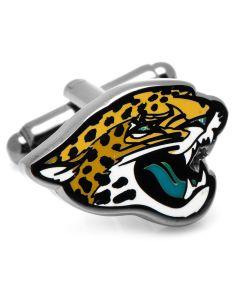 Jacksonville Jaguars Black Cufflinks