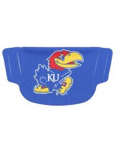 University of Kansas Logo Face Mask