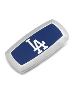 LA Dodgers Cushion Money Clip