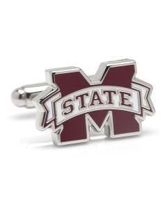 Mississippi State Bulldogs Cufflinks