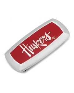 University of Nebraska Cornhuskers Cushion Money Clip