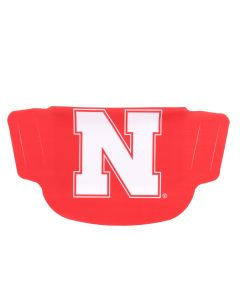 University of Nebraska Logo Face Mask