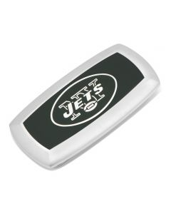 New York Jets Cushion Money Clip