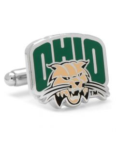 Ohio University Bobcats Cufflinks