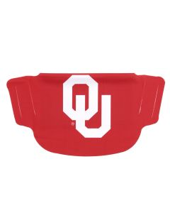 University of Oklahoma Logo Face Mask