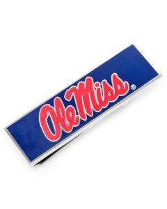 Ole Miss University Rebels Money Clip