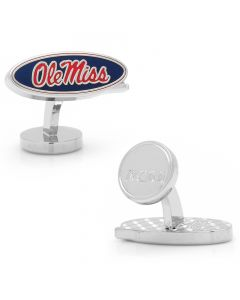 Palladium Ole Miss Rebels Cufflinks