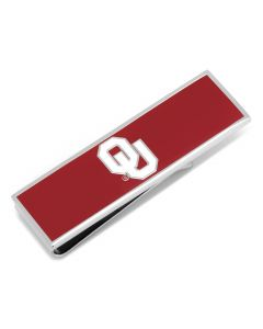 University of Oklahoma Sooners Money Clip