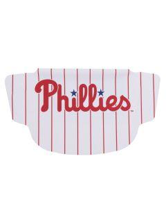 Philadelphia Phillies Pin Stripe Face Mask