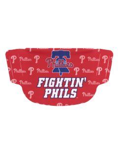 Philadelphia Phillies Dot Face Mask