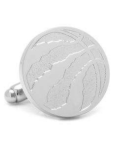 Toronto Raptors Silver Edition Cufflinks