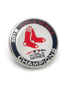 2018 Boston Red Sox World Series Champions Lapel Pin