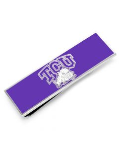 TCU Horned Frogs Money Clip