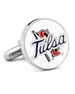 Tulsa Golden Hurricane Cufflinks