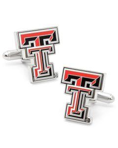 Texas Tech University Red Raiders Cufflinks