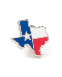 Texas Flag Lapel Pin