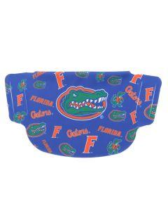 University of Florida Dot Face Mask