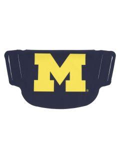 University of Michigan Logo Face Mask