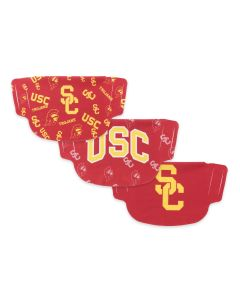 University of Southern California 3 Pack Face Masks