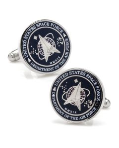 United States Space Force Cufflinks