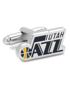 Utah Jazz Cufflinks