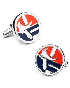 Vintage Florida Gators Cufflinks