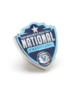 2018 Villanova Wildcats NCAA Basketball Champions Lapel Pin