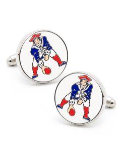 Vintage Patriots Cufflinks
