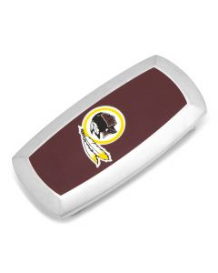 Washington Redskins Cushion Money Clip