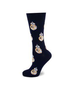 BB-8 Navy Socks
