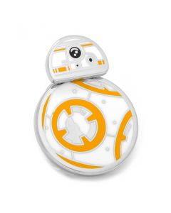 Spinning BB8 Lapel Pin