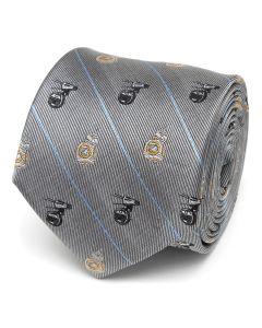 BB-8 and Dio Men's Tie