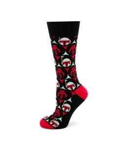 Boba Fett Black Socks