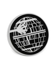 Death Star Glow Lapel Pin
