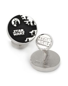 Death Star Icon Cufflinks