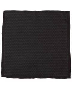 Darth Vader Black Silk Pocket Square