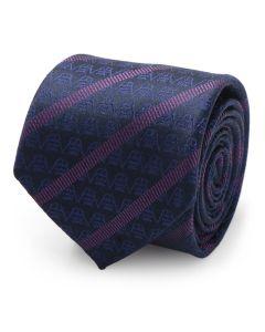 Darth Vader Imperial Stripe Men's Tie