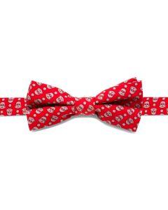Darth Vader Dot Big Boys' Silk Bow Tie