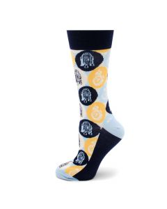 R2D2 and BB-8 Pop Art Socks