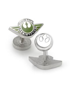 Rebel Alliance Badge Cufflinks