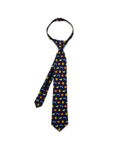 Rebel Favorites Boys' Zipper Tie