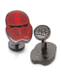 Red Stormtrooper Cufflinks