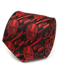Stormtrooper Red Men's Tie