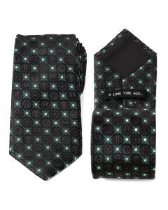 Star Wars Symbols Black Mens Tie