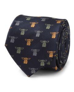 The Child Navy Men's Tie