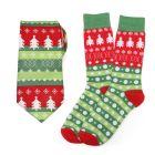 Christmas Tree Tie and Sock Gift Set