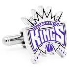 Sacramento Kings Cufflinks
